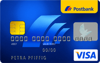Postbank Visa Card
